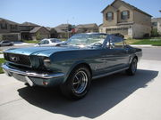1966 Ford Mustang 289c